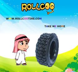 RIM GUARD BOBCAT Tire 27x8.5-15 TRUCK TYRE