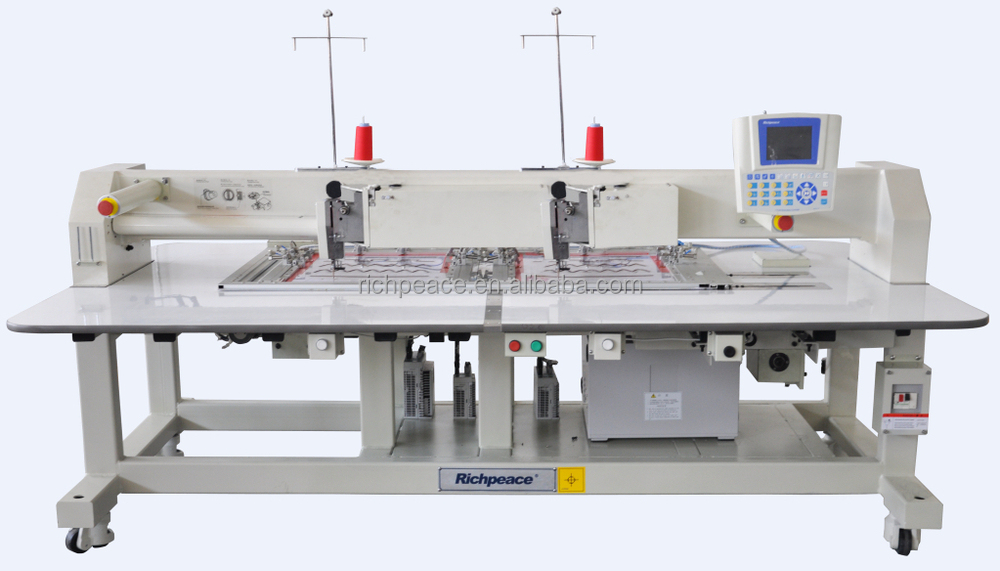 Richpeace Automatic Sewing Machine Sew Gloves View