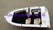 hot sale cheap side console boat
