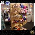 Baratos calçados rack exposição da loja/móveis para a marca de sapatos da loja