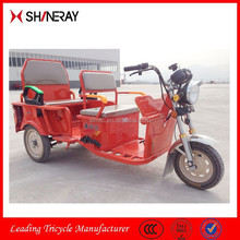 China Shineray OEM Hot Sale New Products Electric Rickshaw Price/3 Wheel Electric Scooter/3 Wheel Electric Bicycle