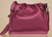 no brand name real leather fashion ladies handbags in Guangzhou
