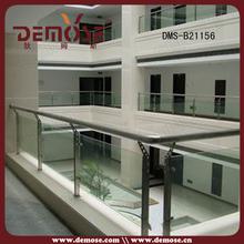 barandas de vidrio para balcones barato