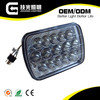 Hot selling 45W High/Low beam 5x7 headlight type led driving light for suv trucks