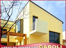 China factory directly sell Caboli exterior wall coating paint colors free sample company names