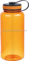 2016 new arrived plastic 1000ml infuser water bottle