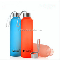 2015 New Frosted ABS Glass Water Bottles