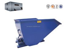 Customized Steel skip bin hook bin gantry bin tipper bin