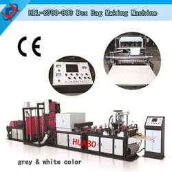 non woven bag making machine and 4 color non woven bag printing machine