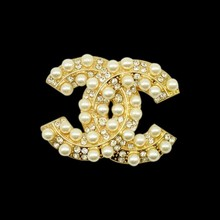 2015 New Arrival Crystal Rhinestone Ornaments for Shoes, Gold Plated Women's Shoe Decoration