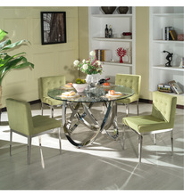 second hand dining table and chairs made in dongguan