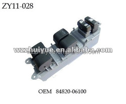 OEM/POWER WINDOW SWITCH FOR TOYOTA COROLLA 15pin Left-hand drive/Auto parts