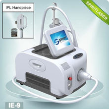 High Quality 10.4 Inch Movable Big Screen IPL Machine CPC Spider Veins Removal Equipment Free LOGO Design