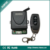 Access control wireless remote motor control switch