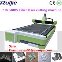 2015 stainless steel/carbon steel/mild steel 500W 1000W metal sheet fiber laser cutting machine | metal laser