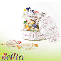 Candy Twist Plastic Wrapper Film for Candy Packaging
