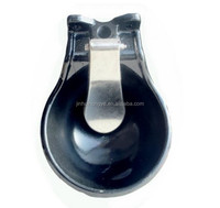 high quality poultry drinking system/poultry water pressure regulator customized plastic animal drinking trough