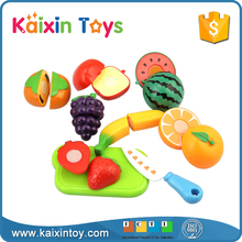 Funny Cooking Toys Miniature Kids Plastic Kitchen Set