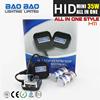 Super bright 32000Lifespan hid xenon headlight, helios hid xenon kit, 35W h4 bi xenon hid kits MINI ALL IN ONE H11