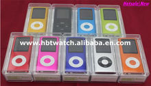 China wholesale cheap mp4 player for sale/4th gen mp3 mp4 player with gif box package