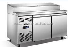 Commercial Kitchen Equipment salad bar display refrigerator sale