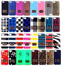 2015 wholesale Famous brand logo phone case for iphone 6/6plus, 5/5s,4/4s