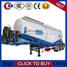 2015 cheap and top quality bulk cement trailer for saler/ for transportation from China
