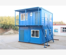 new 40 tubeluxury real estate prefab container house