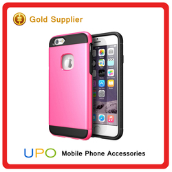 [UPO] Hot Sale Fashion Armor Hybrid Mobile Phone Case for iPhone 6