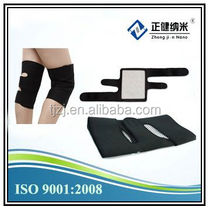 magnet therapy tourmaline knee support