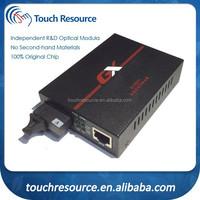 10/100M single fiber single mode Media Converter 40km