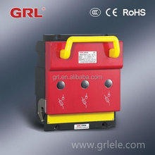 HR6 3 pole 250A fuse isolating switches CE certificed