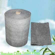 Car interior fabrci felt , car seiling fabric