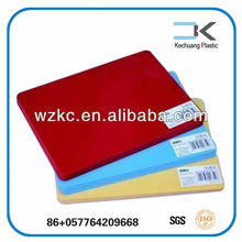 Flexible !!Any Colored Colorful Stationery PP recycled plastic sheet