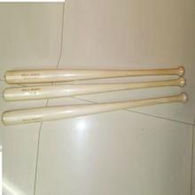 high quality wooden baseball bat