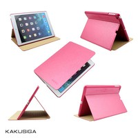 Kakusiga Leather Case for iPad Air Smart Case For Ipad Pure Color Protective Case for ipad Mini