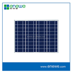 high quality photovoltaic solar panel 50w