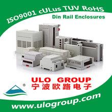 New Promotional Din Rail Plastic Electronics Enclosure Manufacturer & Supplier - ULO Group