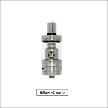 2015 interesting products vapor malaysia vape band ehpro Billow 2 nano kit vapor rba atomizer