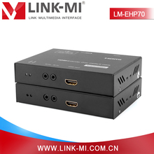 LM-EHP70 HD Base T 1080p with Ir remote control &RS232 70m HDMI Extender