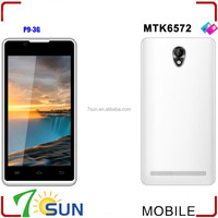 P9 Smartphone MTK6572 4.5 Inch Screen Android 4.2 FM 3G GPS Unlocked 2014 chinese cheap android phone