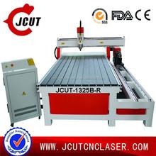 Four heads 4 axis cnc for cutting engraving JCUT-1325B-R