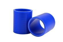 High performance two color 3-6 ply reinforced straight silicon Hose coupler