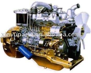 6BD1 motor para ISUZU