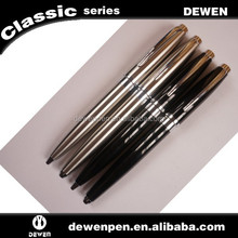 2015 latest business gifts twin pen set/ballpen with roller pen