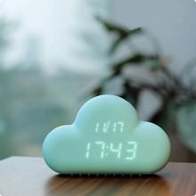 wall clock for living room,kids clock,plastic auto flip alarm clock gift clock