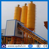 Prestressed concrete mixer plant hzs180 ready mix concrete