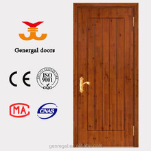 Country style classic inter wood door designs