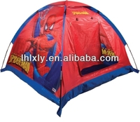 heat transfer easy folding kid play tent for boy