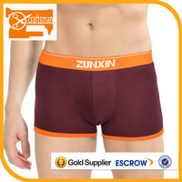 Hot Men sexy seamless underwear Boxer Briefs Custom Underpants